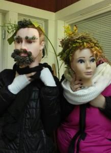 Metsuriseksuaali ja hänen vaimonsa