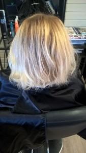 Hiukset ennen